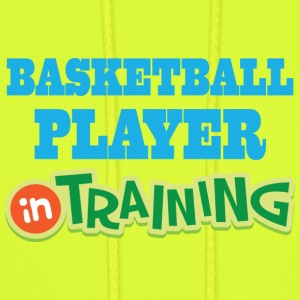 Basketball Player In Training Baby & Toddler Shirts - Men's Hoodie