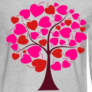 darr love tree Women's T-Shirts - Men's Long Sleeve T-Shirt