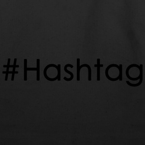 hashtag T-Shirts - Eco-Friendly Cotton Tote