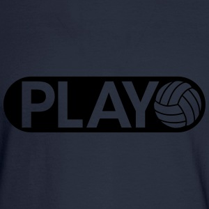 Play Volleyball T-Shirts - Men's Long Sleeve T-Shirt