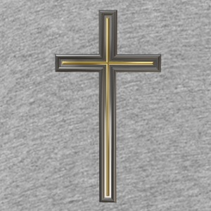 Christian cross Sweatshirts - Toddler Premium T-Shirt