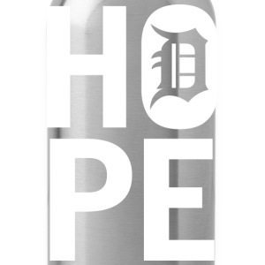 HOPE IN DETROIT Long Sleeve Shirts - Water Bottle