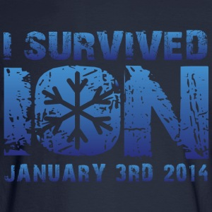 I Survived Ion '14 Women's T-Shirts - Men's Long Sleeve T-Shirt