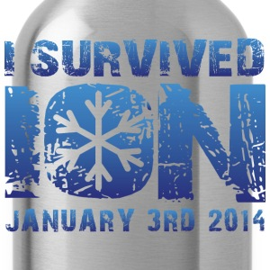 I Survived Ion '14 Women's T-Shirts - Water Bottle