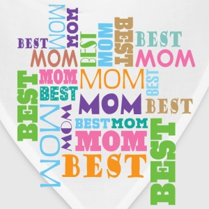Best Mom Mother's Day Gift Hoodies - Bandana