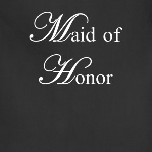 Maid of Honor Women's T-Shirts - Adjustable Apron