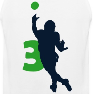 Russell Wilson SUPERSTAR Shirt #3 - Men's Premium Tank