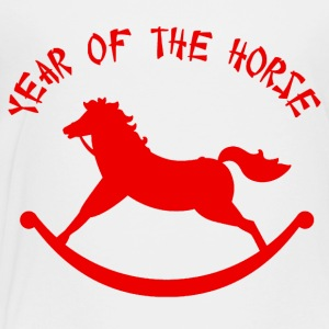 Year of the Horse Kids' Shirts - Toddler Premium T-Shirt