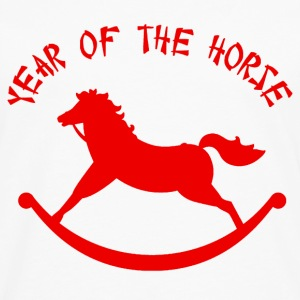 Year of the Horse Women's T-Shirts - Men's Premium Long Sleeve T-Shirt