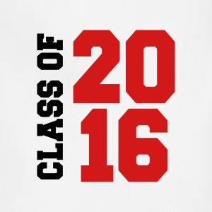 Class of 2016 T-Shirts - Adjustable Apron