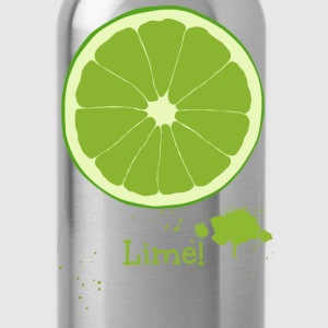 Lime T-Shirts - Water Bottle