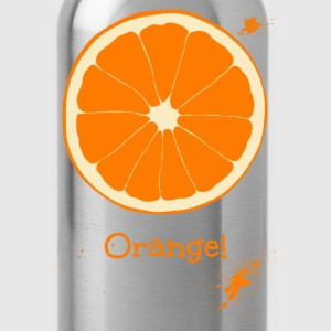 Orange - Water Bottle