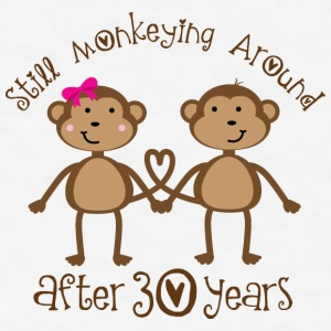 30th Anniversary Monkeying Around Bottles & Mugs - Men's T-Shirt