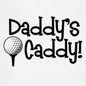 Daddy's Caddy - Adjustable Apron