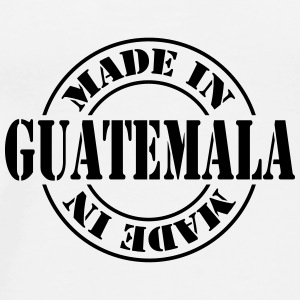 made_in_guatemala_m1 Bottles & Mugs - Men's Premium T-Shirt