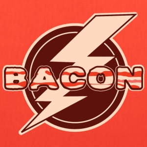 I Wear Bacon Bolt T-Shirts - Tote Bag