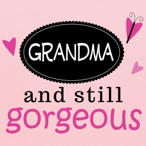 Grandma and still Gorgeous Women's T-Shirts - Kids' Hoodie