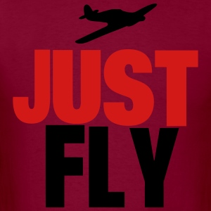 JUST FLY - Men's T-Shirt