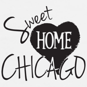 Sweet Home Chicago Accessories - Men's Premium T-Shirt