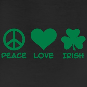 Peace love Irish Women's T-Shirts - Leggings