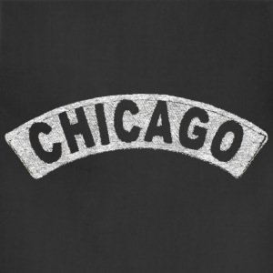 Throwback Chicago Arch Hoodies - Adjustable Apron