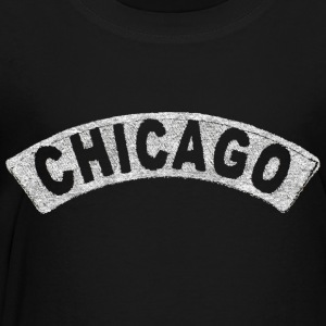 Throwback Chicago Arch Sweatshirts - Toddler Premium T-Shirt