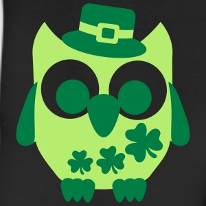 Owl Shamrock Women's T-Shirts - Leggings
