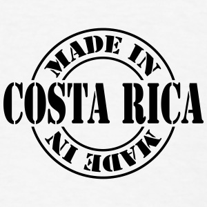 made_in_costa_rica_m1 Phone & Tablet Cases - Men's T-Shirt