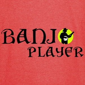 banjo_player_122013_a_3c Bags & backpacks - Vintage Sport T-Shirt