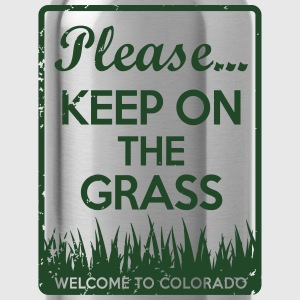 Keep On The Grass Colorado T-Shirts - Water Bottle