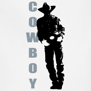 Cowboy T-Shirts - Adjustable Apron