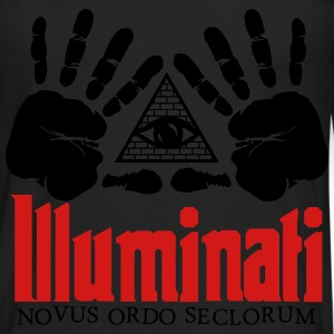 Illuminati T-Shirts - Men's Premium Long Sleeve T-Shirt