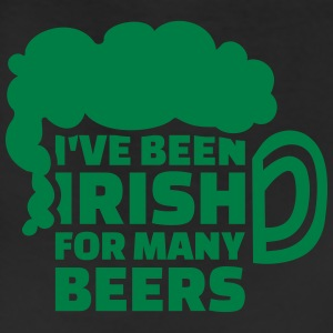 I've been Irish for many beers Women's T-Shirts - Leggings
