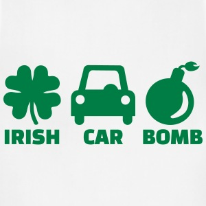 Irish car bomb Women's T-Shirts - Adjustable Apron