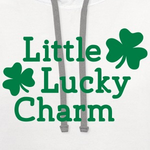 Little Lucky charm Baby & Toddler Shirts - Contrast Hoodie