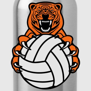 Volleyball Tiger Hoodies - Water Bottle