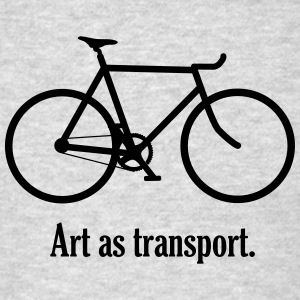 Art as Transport - Men's T-Shirt
