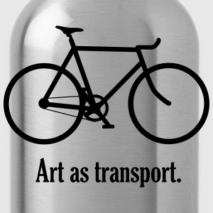 Art as Transport - Water Bottle
