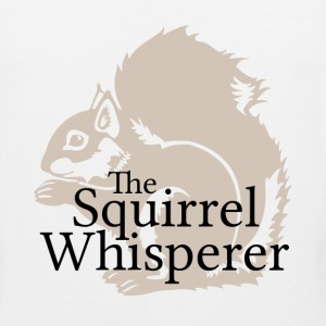 The Squirrel Whisperer  - Men's Premium Tank