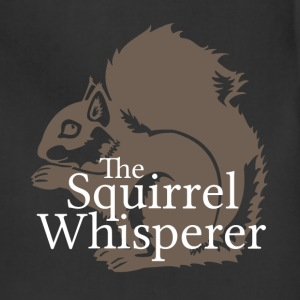 The Squirrel Whisperer  - Adjustable Apron