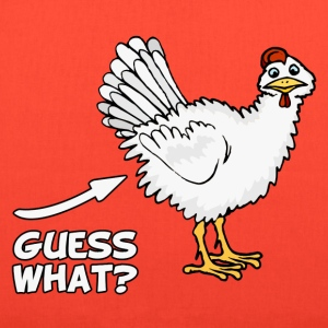 Guess What Chicken Butt T-Shirts - Tote Bag