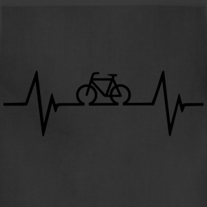 Bicycle Heartbeat - Adjustable Apron