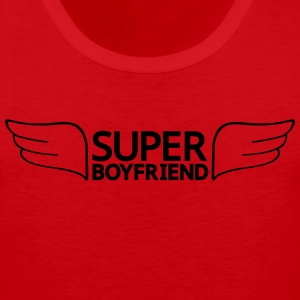 Super Boyfriend T-Shirts - Men's Premium Tank