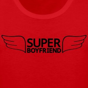 Super Boyfriend Kids' Shirts - Men's Premium Tank