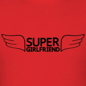 Super Girlfriend Bags & backpacks - Men's T-Shirt