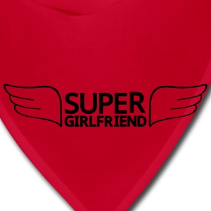 Super Girlfriend Women's T-Shirts - Bandana