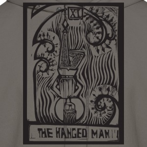 Tarot Cards - The Hanged Man T-Shirts - Men's Hoodie