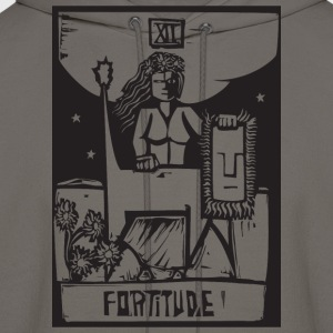 Tarot Cards - Fortitude T-Shirts - Men's Hoodie