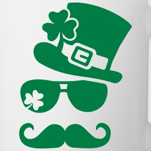 Irish sunglasses Women's T-Shirts - Coffee/Tea Mug