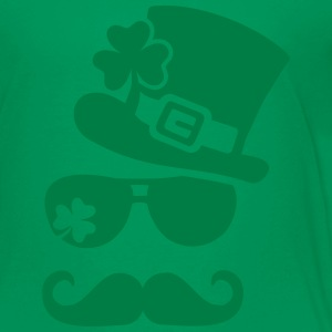 Irish sunglasses Kids' Shirts - Toddler Premium T-Shirt